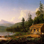 Thomas Cole Paintings Images Flb