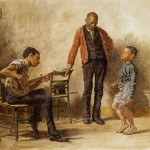 Thomas Eakins Trivium Art History Connecting Western