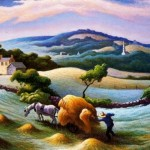 Thomas Hart Benton Amazing Paintings Snappy Content