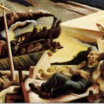 Thomas Hart Benton The Engineers Dream American Art