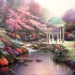 Thomas Kinkade Limited Edition Prints Inspirational Art