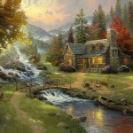 Thomas Kinkade Paintings For Sale Web Search