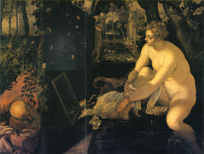 Tintoretto Paintings Reproductions