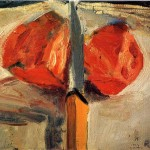 Tomato And Knife Richard Diebenkorn Paintings Image