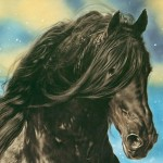 Touch The Hearts Animal Oil Painting Art Paintings