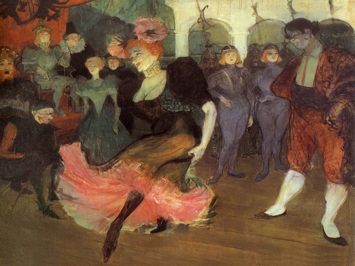 Toulouse Lautrec Paintings Reproductions