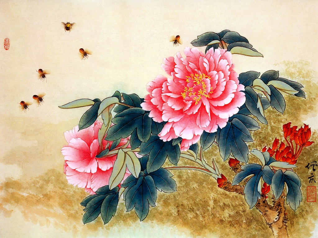 Traditional Chinese Painting Fine Art