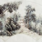 Traditional Chinese Painting Landscape Slight