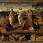Transfiguration Christ Giovanni Bellini Wikipaintings
