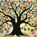 Tree Life Painting Karla Gerard Fine Art Prints