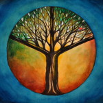 Tree Life Painting Laura Shepler Fine Art Prints