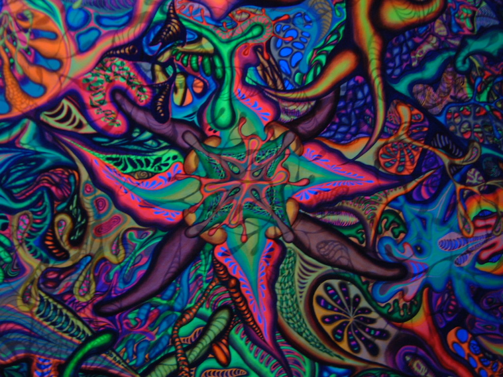 Trippy Paintings For Sale Pictures