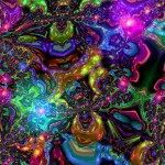 Trippy Psychedelic Art Airplane Basic Guide News