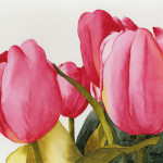 Tulips For You Painting Ken Powers Fine Art Prints