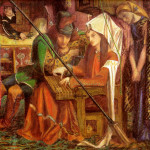 Tune The Seven Towers Dante Gabriel Rossetti Wikipaintings