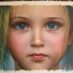 Turn Your Into Hand Painted Portrait Oil Painting Self