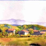 Tuscany Paintings For Web Search