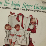 Twas The Night Before Christmas Norman Rockwell Art
