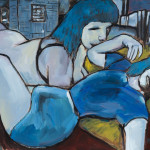 Two Sisters The Bob Dylan Collection Art Halcyon Gallery