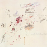 Twombly Abstract Artist