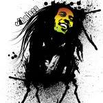 Ultimate Bob Marley Digital Art Collection