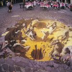 Unbelievable Street Painting Pavement Chalk Free