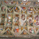 Under Michellaneous Michelangelo Paintings The Sistine