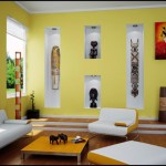 Unique Wall Painting Ideas For Living Room