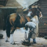Unknown Artist Horse Painting Best Paintings For Sale