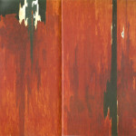 Untitled Clyfford Still Framed Wholesale China Oil Painting