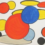 Untitled Painting Alexander Calder Fine Art Prints And