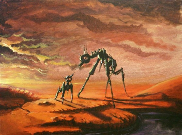 Unusual And Bizarre Surreal Paintings