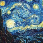 Van Gogh Most Famous Painting The Starry Night Comes Life