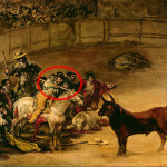 Varas Lucky Strikes Magnificent Painting From Goya