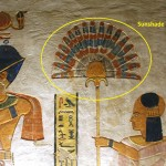 Variable The Day Ancient Egypt Sunshade Art Counting