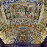 Vatican Ceiling Paintings Graph Fine