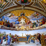 Vatican Itself Work Art That Houses Monumental
