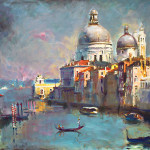 Venice Painting Ylli Haruni Fine Art Prints And Posters