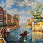 Venice Paintings For Sale Famous