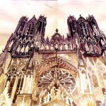 Vibrant Watercolor Paintings World Famous Landmarks And Cities