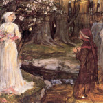 Vicsmuse Paintings John William Waterhouse
