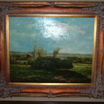 Victor Ball Orginal Oil Painting For Sale Antiques Classifieds