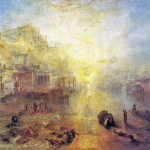 Victorian British Painting Joseph Mallord William Turner Rome