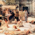 Victorian Painters Sir Lawrence Alma Tadema Paintings