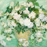 Vincent Van Gogh Painting Roses Absolutely Art Paint
