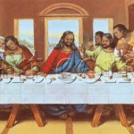 Vinci Leonardo Large Picture The Last Supper Painting