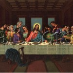 Vinci Leonardo Picture The Last Supper Painting