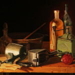 Vintage Oil Painting Study Borda Deviantart