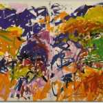 Violent Brushwork Her Paintings Are Highly Expressive And Emotional