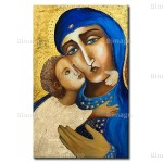 Virgin Mary Decorative Painting Sacred Paintings